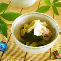 My Grandma's Signature Dish- Steam-Simmered Pork Belly and Chinese Cabbage *