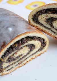Polish Poppy Seed Cake