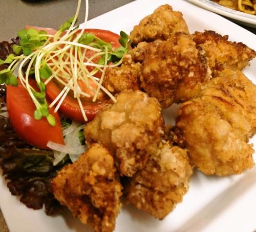 Addictive Spicy Karaage with Doubanjiang
