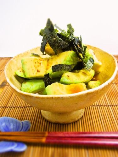 Avocado, Japanese-Style
