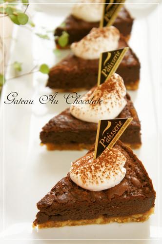 Ultra rich Chocolate Cake