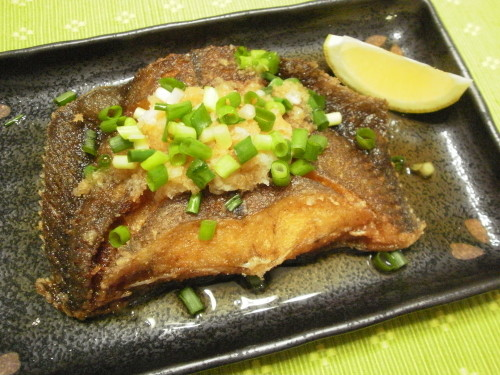 Deep-Fried Flounder