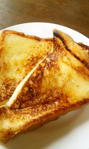 Milk French Toast (Egg-Free)