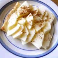Sliced Bread Apple Pie