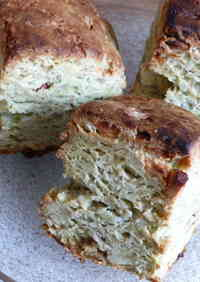 Scones Made With Yeast & Avocado