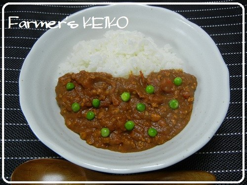 [Farmhouse Recipe] Keema Curry without Water