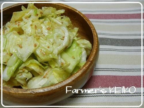 [Farmhouse Recipe] Addictive Spring Cabbage