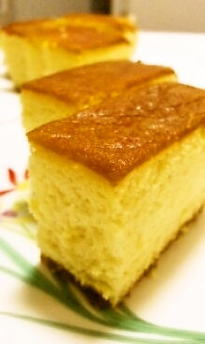 Moist, Authentic, Quality Homemade Castella Cake