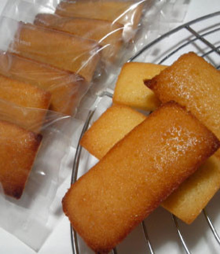 Easy Financier Cake to Use Up Egg Whites