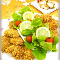 Non-fried Tender Chicken Breast Cutlets
