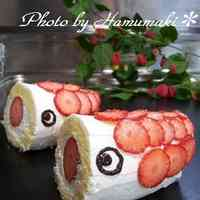For Children's Day! A Koinobori Cake That Kids Will Love