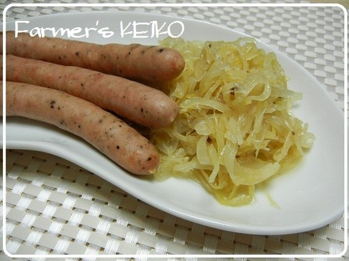 Farmhouse Recipe: Simmered Sauerkraut