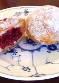 Deep-Fried Donuts Pączki