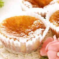 Mini Cheesecake Bites Cupcake & Ramekins