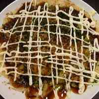 Extremely Simple Recipe! Western-style Okonomiyaki!