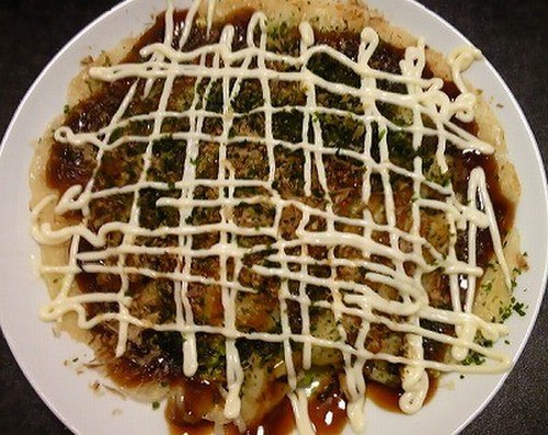 Extremely Simple Recipe! Western-style Okonomiyaki!