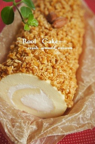 Silky, Smooth Roll Cake