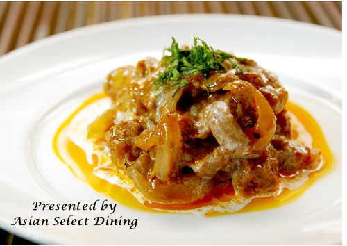 Simple! Japanese Restaurant-style Beef Stroganoff
