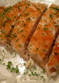 2 minute Albacore Tuna and Panko Sauté