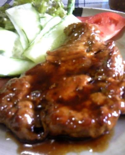 Yokkaichi Pork Steak--The Real Deal