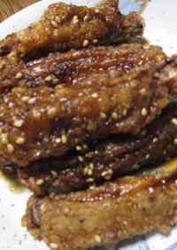 Deep-fried Chicken Wing Karaage with My Secret Marinade