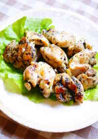 Chicken in Basil and Olive Oil