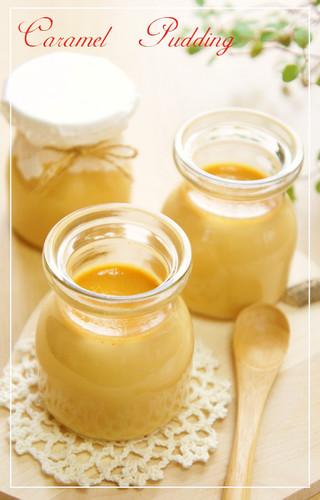 Smooth Caramel Pudding