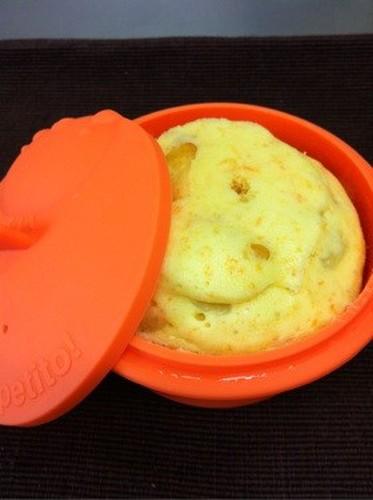 Egg & Sugar-Free Steamed Bread for Infants