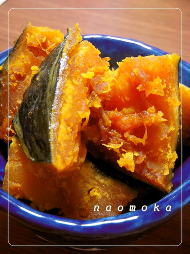 Our Family's Simmered Kabocha Squash