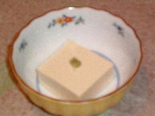 Smooth Sesame Tofu