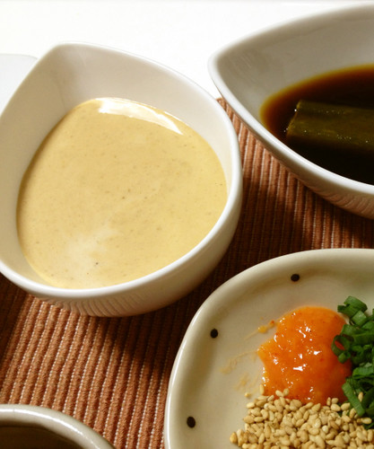Simple and Convenient Homemade Sesame Sauce Made in a Pot