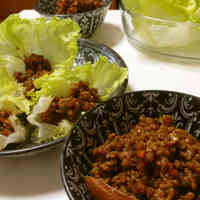 Meat-Miso with Lots of Vegetables - Use in Lettuce Wraps