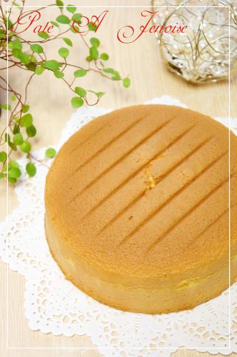 Spongecake (Pâte à Génoise)
