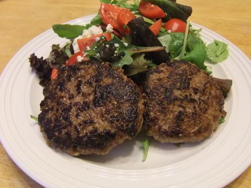 Kibbe -- Lebanese Hamburger Steaks