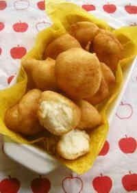 Easy Crispy and Chewy Katakuriko Donuts