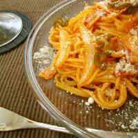 Nostalgic Napolitan Spaghetti