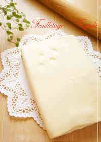 Rapid Pastry Dough