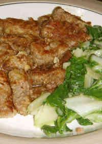 Tender Well-Done Beef Steak