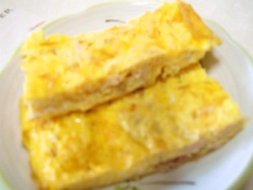 Tuna Tamagoyaki