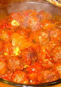 Spanish-Style Meat Balls: Albóndigas
