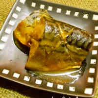 ✽Easy Simmered Mackerel in White Miso✽