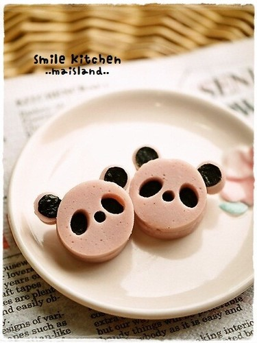 Fish Cake Panda: Bento Lunchbox