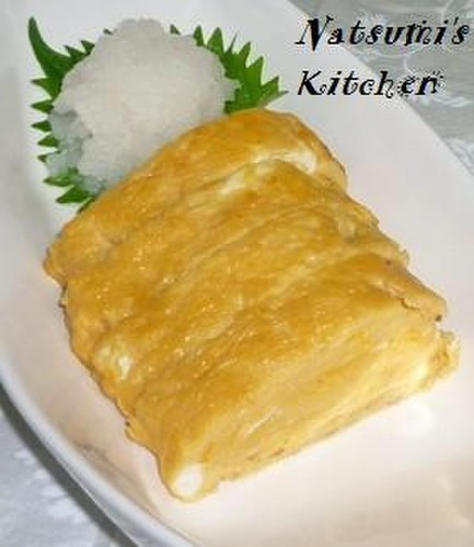 Basic Dashi Tamagoyaki - With Instructions for Rolling