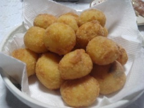 Fried Potatoes: A Tochigi Specialty