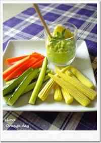 Yogurt & Avocado Dip