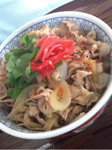Authentic and Substantial Pork Don
