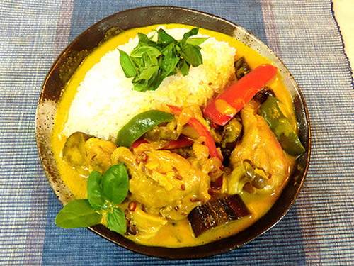 Summer's Choice Coconut Milk Curry