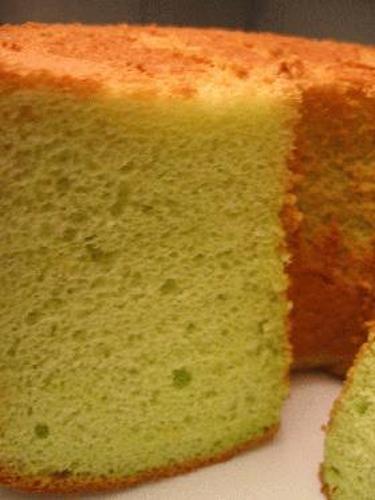 Singaporean Pandan Cake