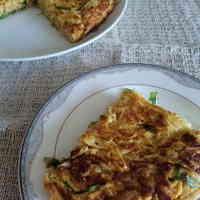 Ramen Omelette