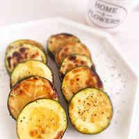 Easy Stir-fried Zucchini with Ponzu Sauce